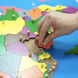 materiel puzzle